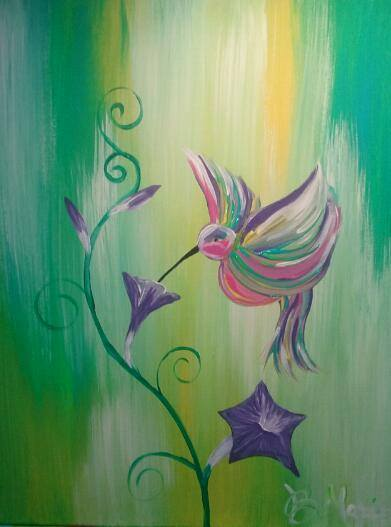 """Hummingbird Dance"""