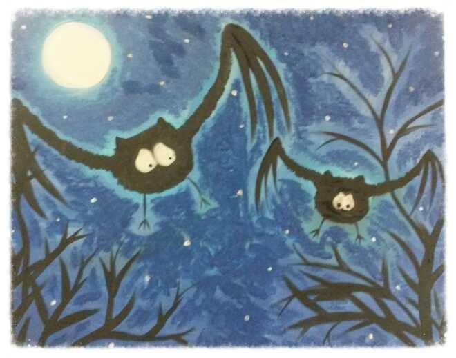 Scaredy Bats