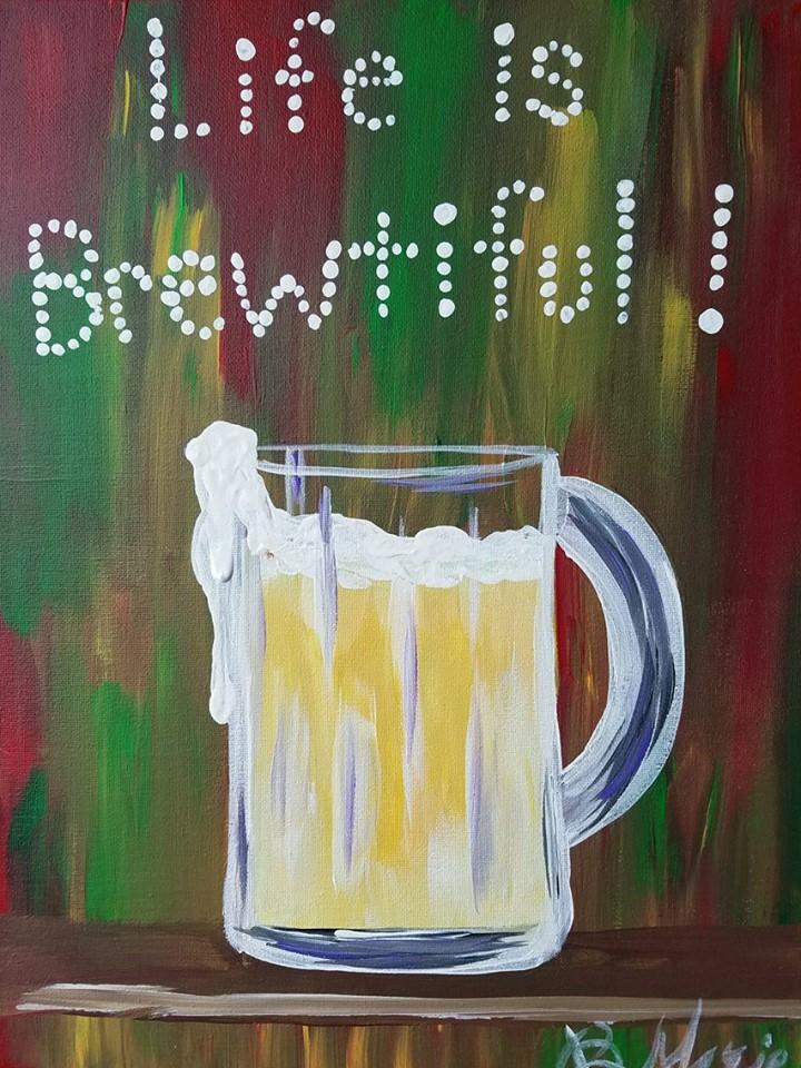 """""""Brewtiful Life"""""""