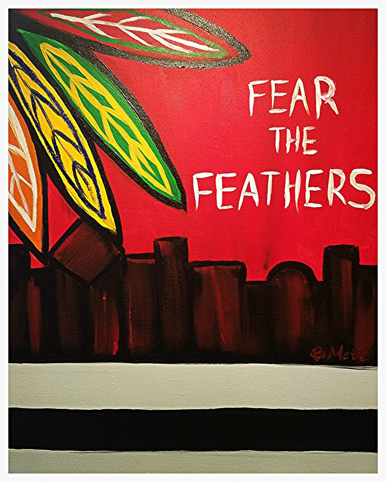 Fear The Feathers