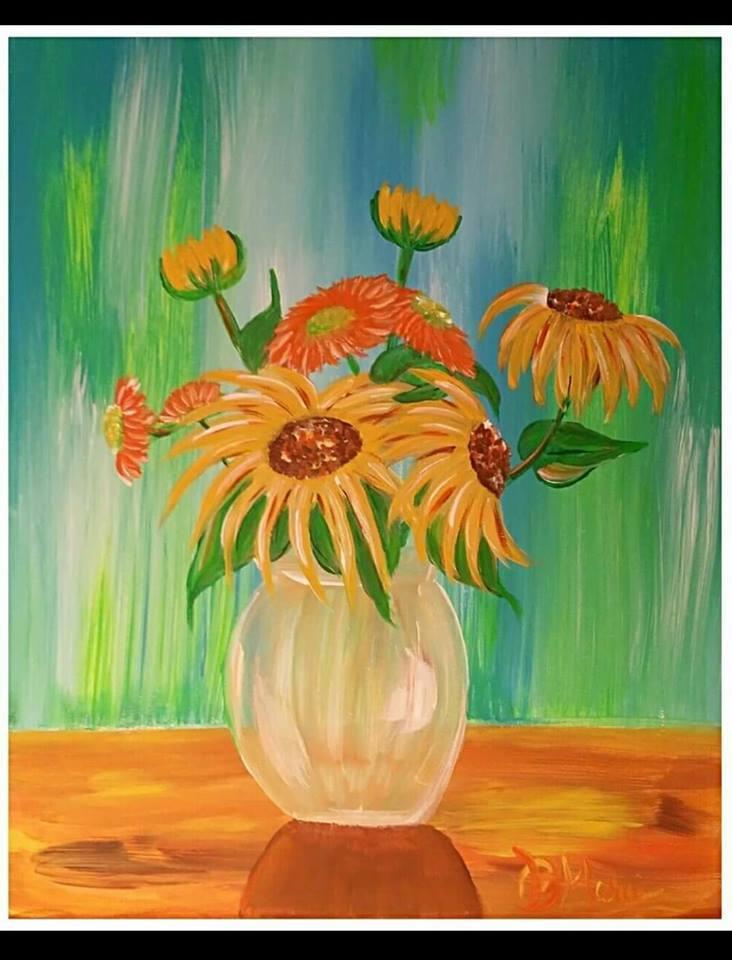 Sunflower Serenity