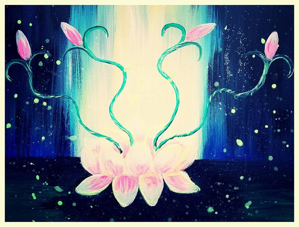 """Lotus Light"""